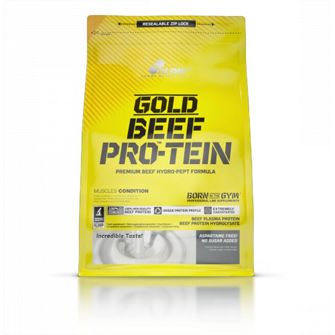 Gold Beef Pro-Tein, 700 g, Cookies and Cream