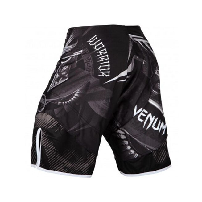 Venum Gladiator 3.0 Fightshorts, Black/White, S