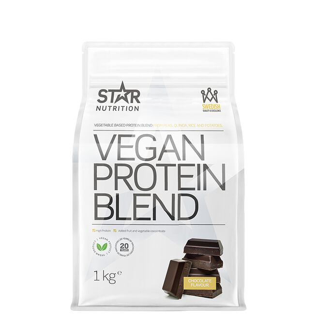 Star nutrition Vegan protein blend Chocolate