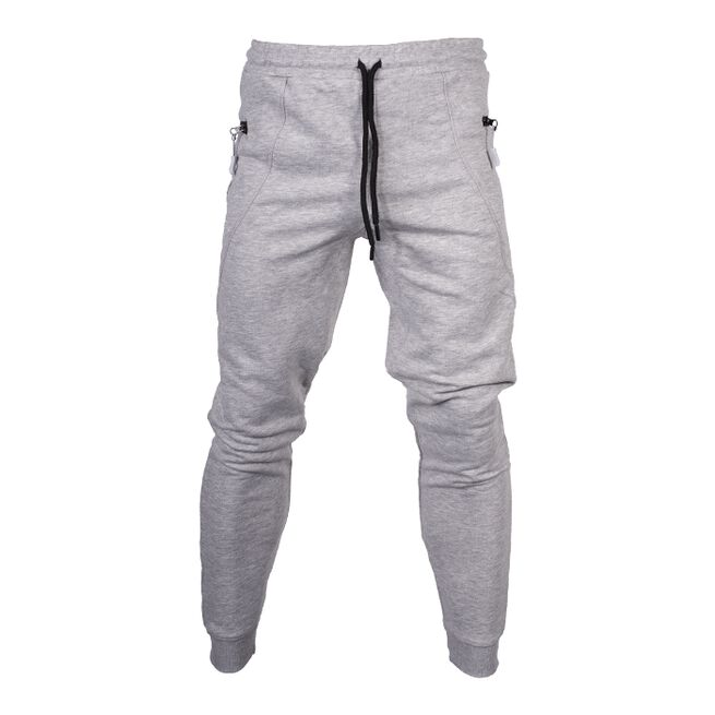 Star Challenge Pants, Grey Melange
