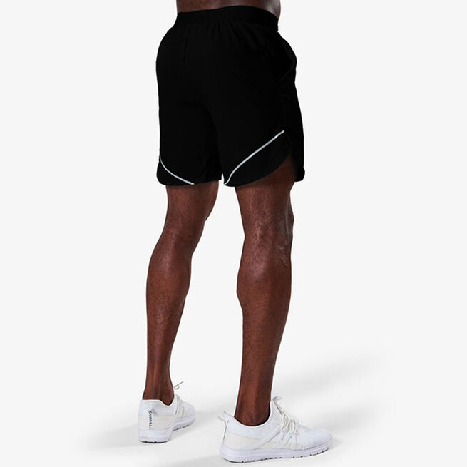 Competitor Shorts, Black, L