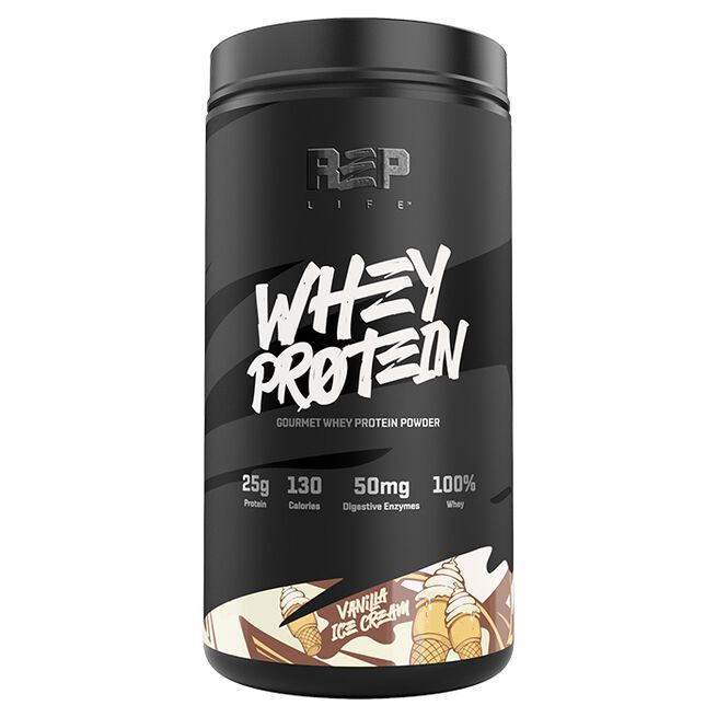 R3P Whey Protein, 908 g, Vanilla Ice Cream