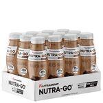 12 x Nutra Go Milkshake, 330 ml, Chocolate
