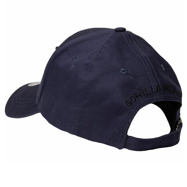 Julian Cap, Navy Blue/Black