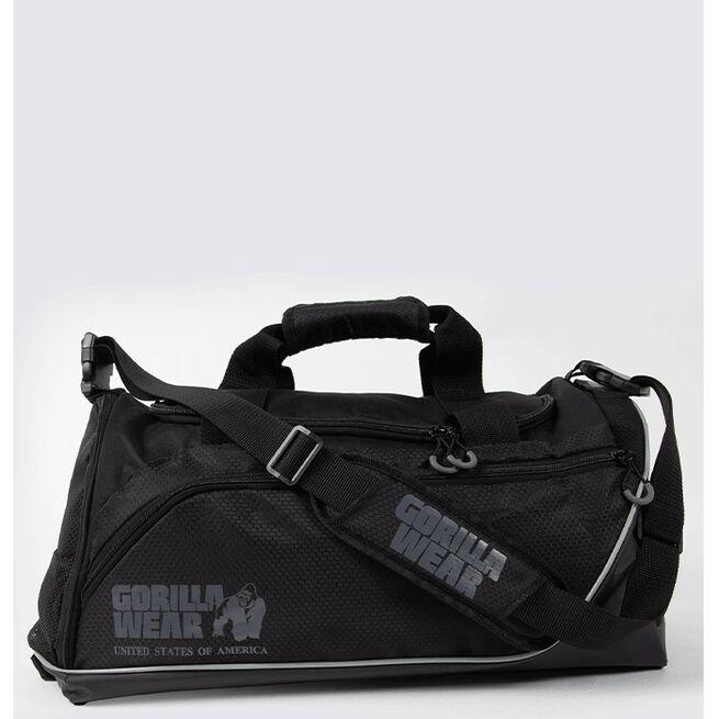 Jerome Gym Bag 2.0, Black/Grey