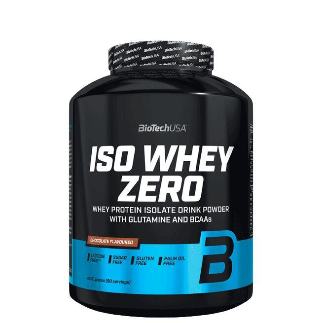 Iso Whey Zero Lactose Free, 2270 g, Vanilla