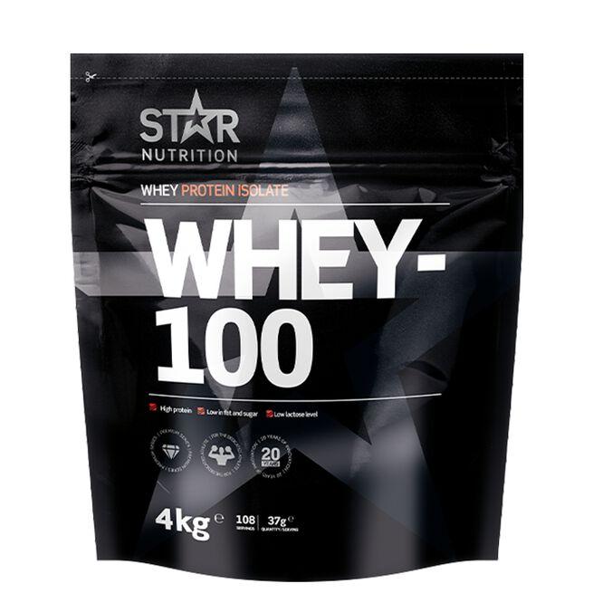 Star nutrition Whey-100 4kg