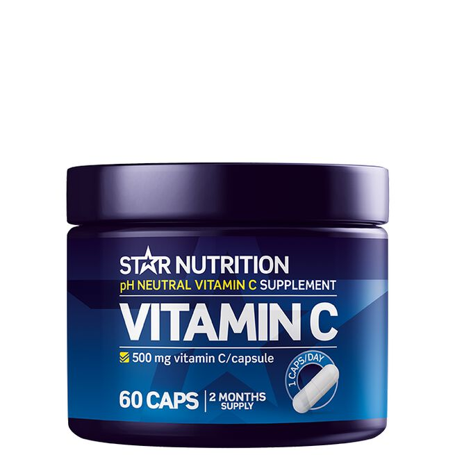 Star Nutrition Vitamin C 60 caps