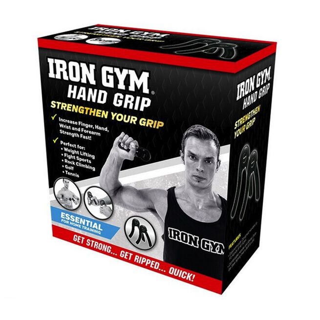Iron Gym Hand Grip (Pair)
