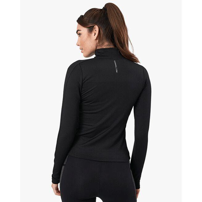 Outdoor Training Fleece, Black, XL