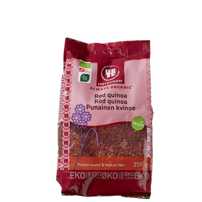 Quinoa Rød, 350 gram