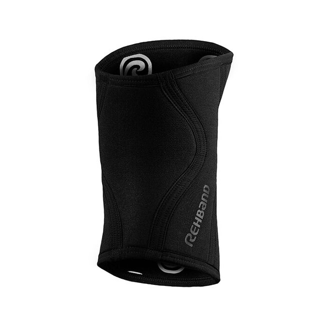 RX Knee Sleeve, 7mm, Carbon Black, XS