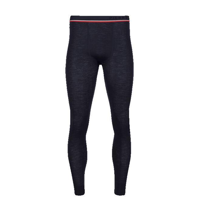 Sport Wool Longs Men, Navy, S