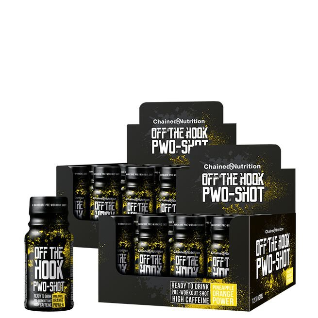 Chained Nutrition PWO pinapple orange power