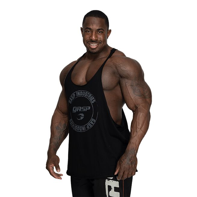 GASP Stringer, Black