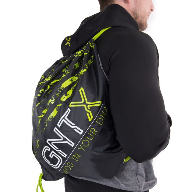 Genetix String bag, Black