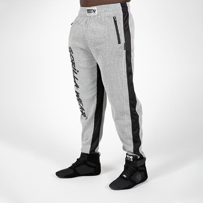 Gorilla Wear Augustine Old School Pants, Grey