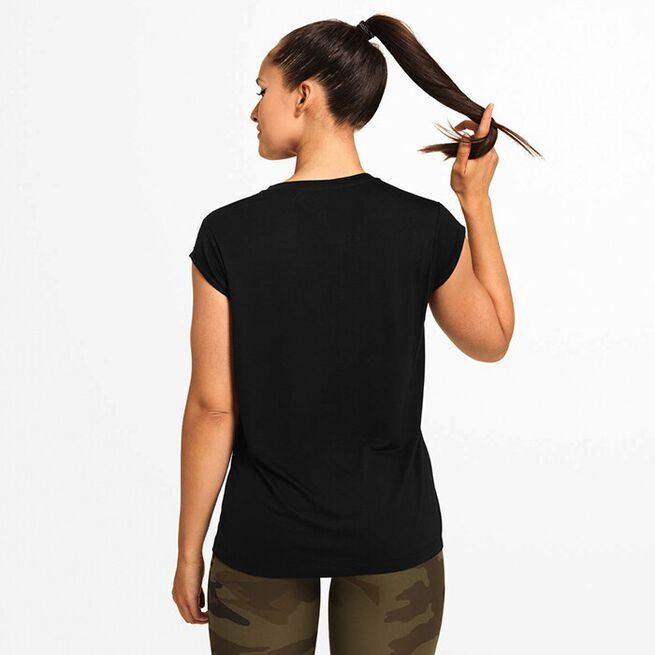 Astoria Tee, Black/Black, S