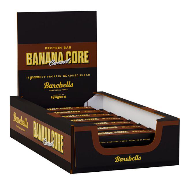 18 x Barebells Core Protein Bar, 35 g, Banana Caramel