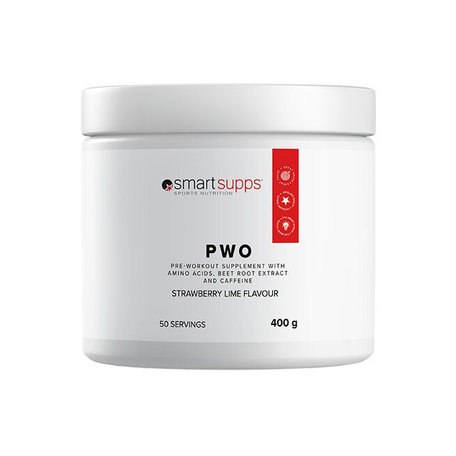 Smartsupps PWO Strawberry lime