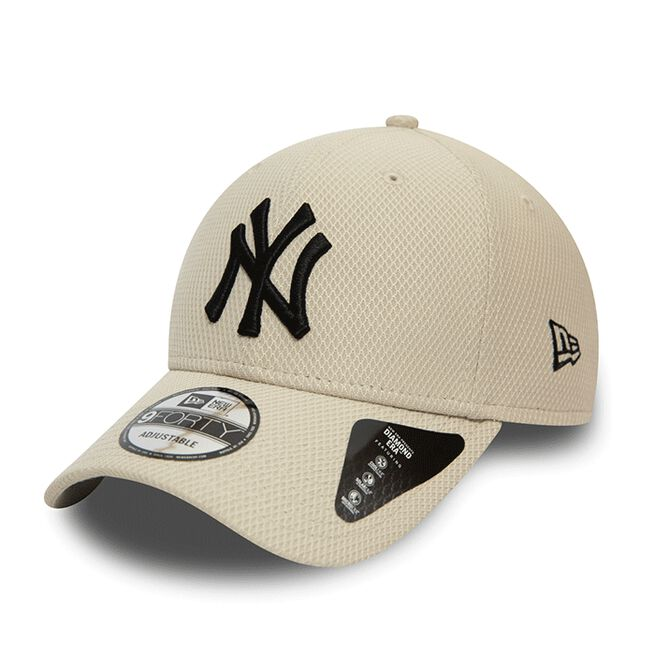 Diamond Era 9FORTY New York Yankees, Stone/Black