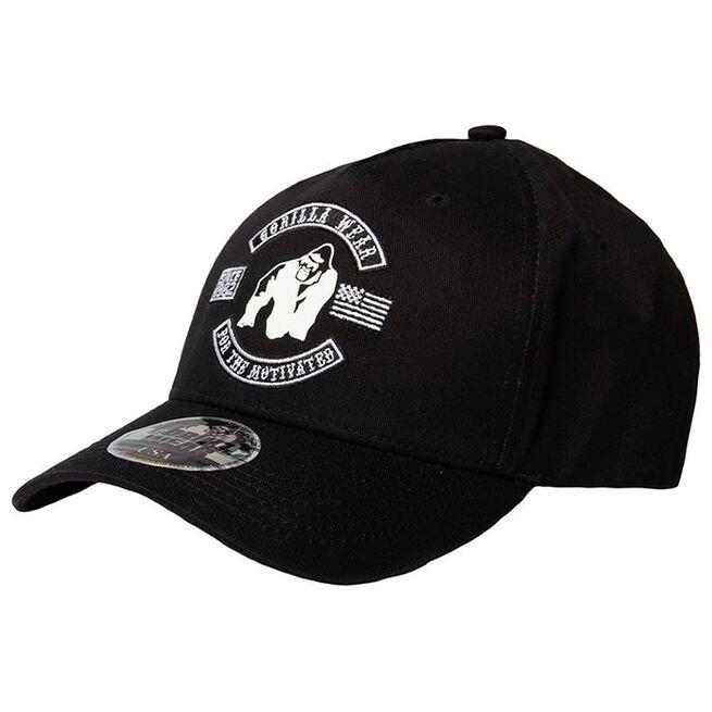 Darlington Cap, Black, OS