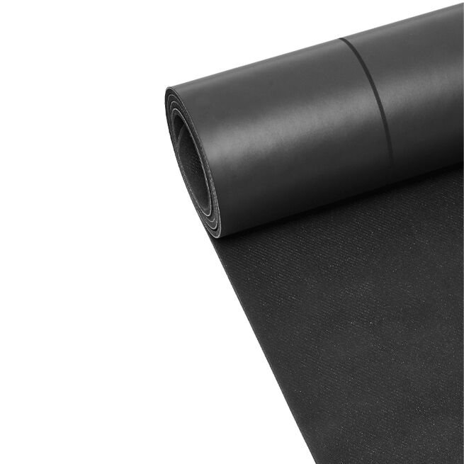 Casall Yoga mat Grip & Cushion III 5mm, Black