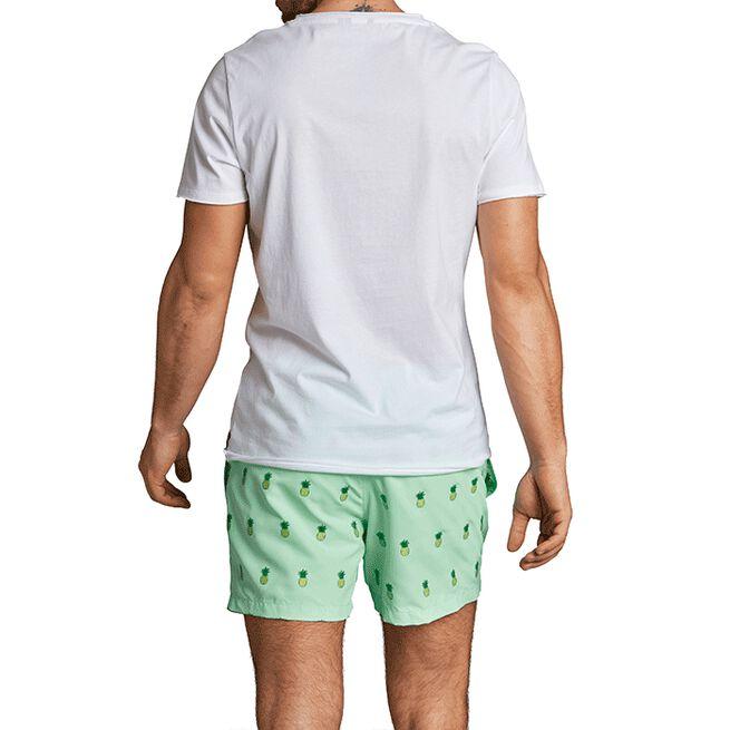 Santiago Swim shorts free summer tee