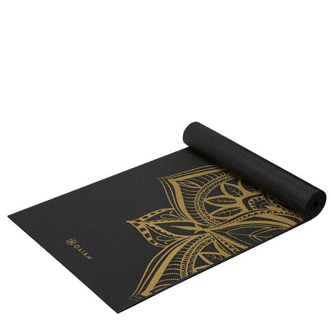 Gaiam 6mm Yoga Mat Bronze Medal