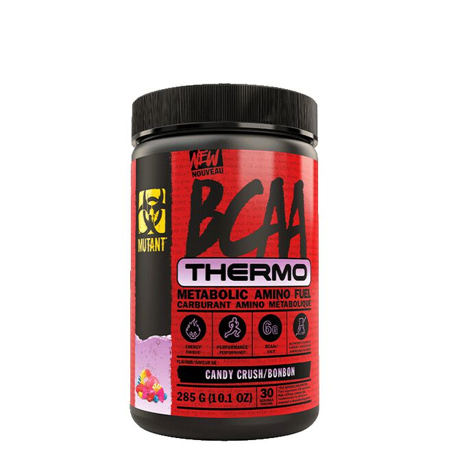 Mutant BCAA THERMO, 30 servings, Candy Crush