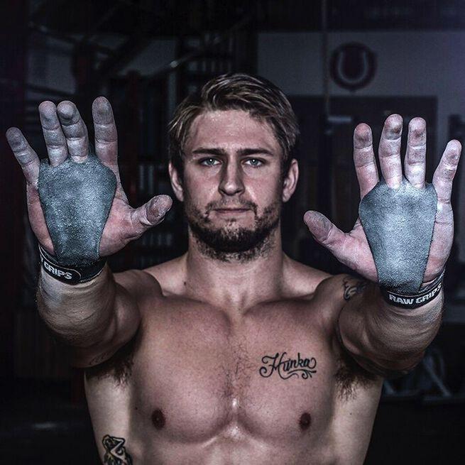 Jerkfit Raw Grips - LARGE