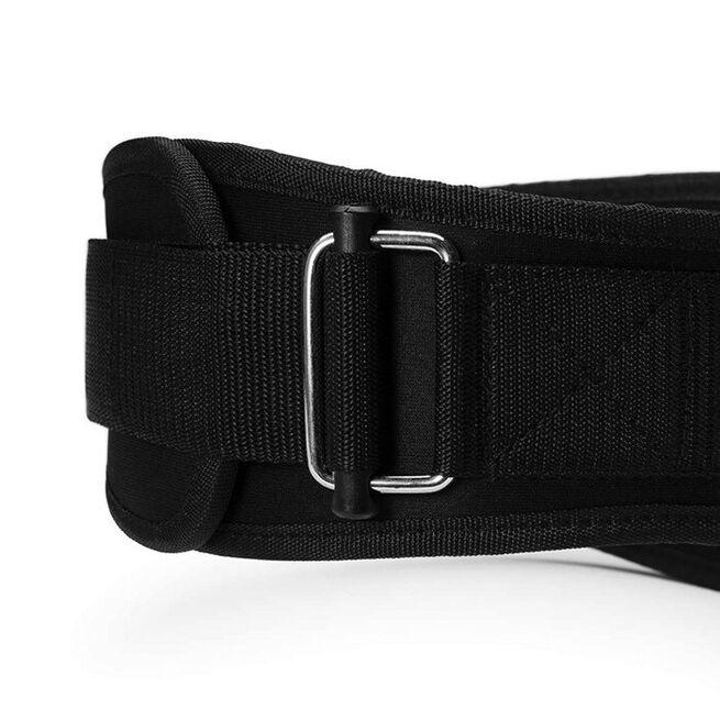 Womens gym belt, XS, Black/pink