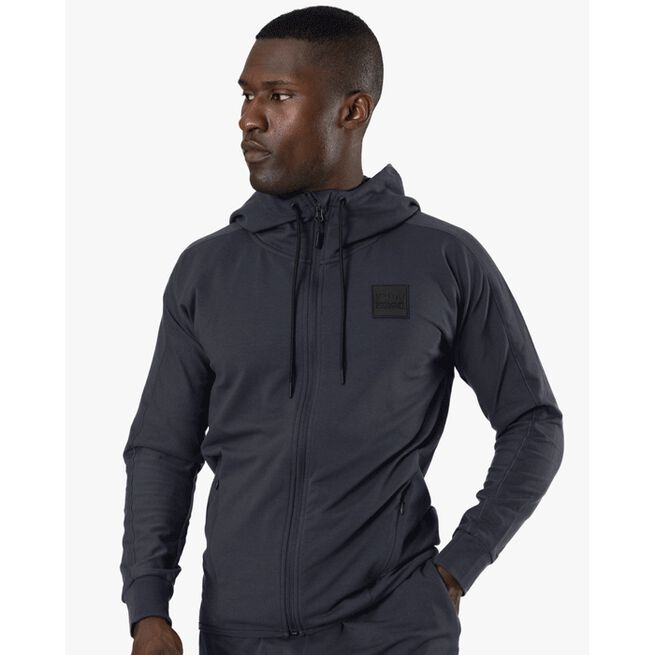 Activity Zip Hoodie, Graphite, XL