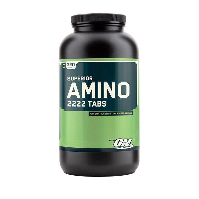 Optimum Nutrition, Amino 2222, 320 tabs