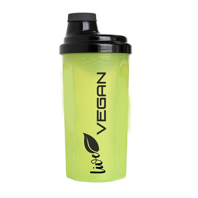 Vegan Shaker, 500 ml, green