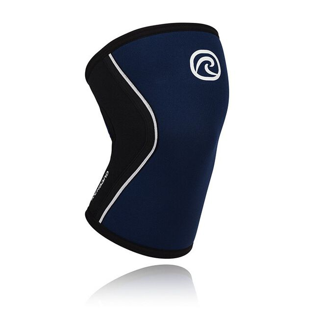 RX Knee Sleeve, 5mm, Navy/Black,  S
