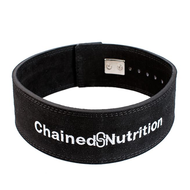 Chained Nutrition Weight Lifting Belt