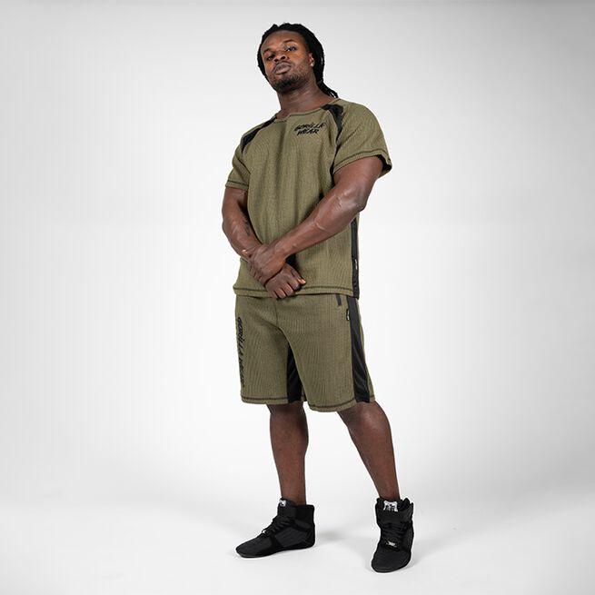Gorilla Wear Augustine Old School Pants, Army Green