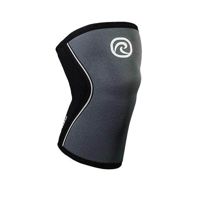 RX Knee Sleeve, 5mm, Steel Grey/Black, XS