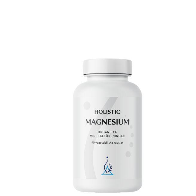 Magnesium 120 mg, 90 kapslar