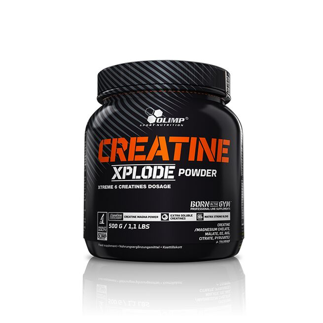 Creatine Xplode, 500 g, Grapefruit