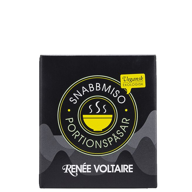 Ekologisk Snabbmiso Renée Voltaire