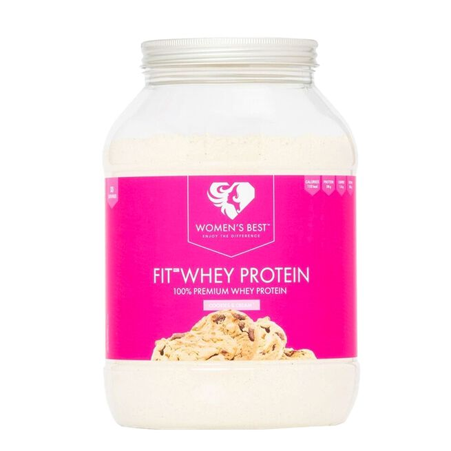 Fit Whey, 1000 g, Cookies & Cream