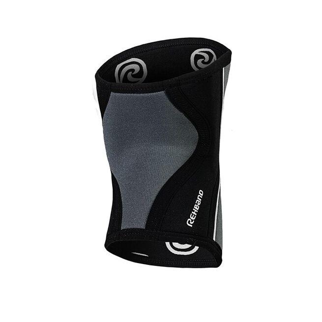 RX Knee Sleeve, 7mm, Steel Grey/Black, XL