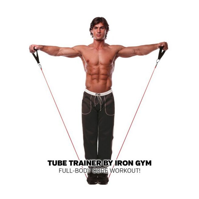 Iron Gym Tube Trainer - MEDIUM