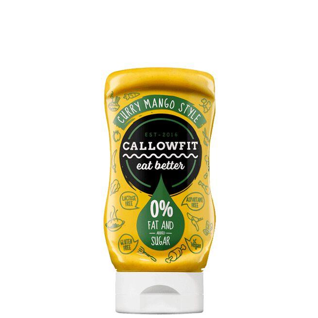 Callowfit, Curry Mango, 300ml
