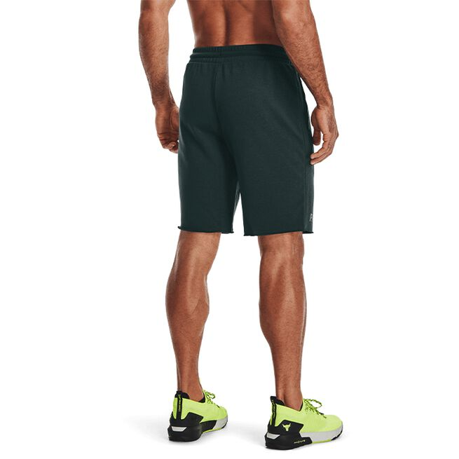Under Armour Project Rock Terry Iron Short Ivy