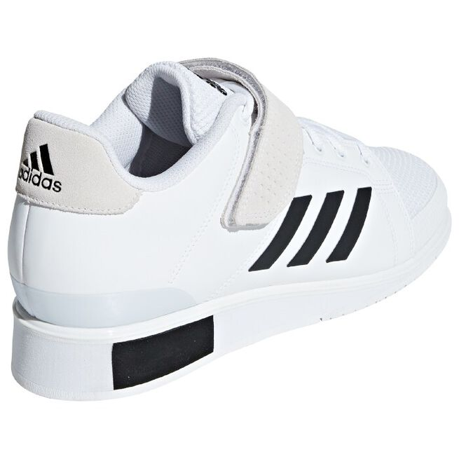 Adidas Power Perfect III, White/Black, 44