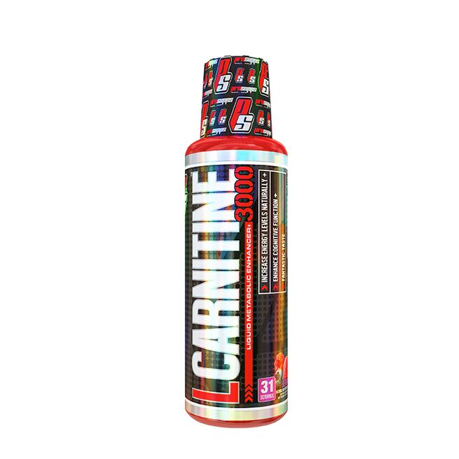 L-Carnitine 3000, 31 servings, Berry