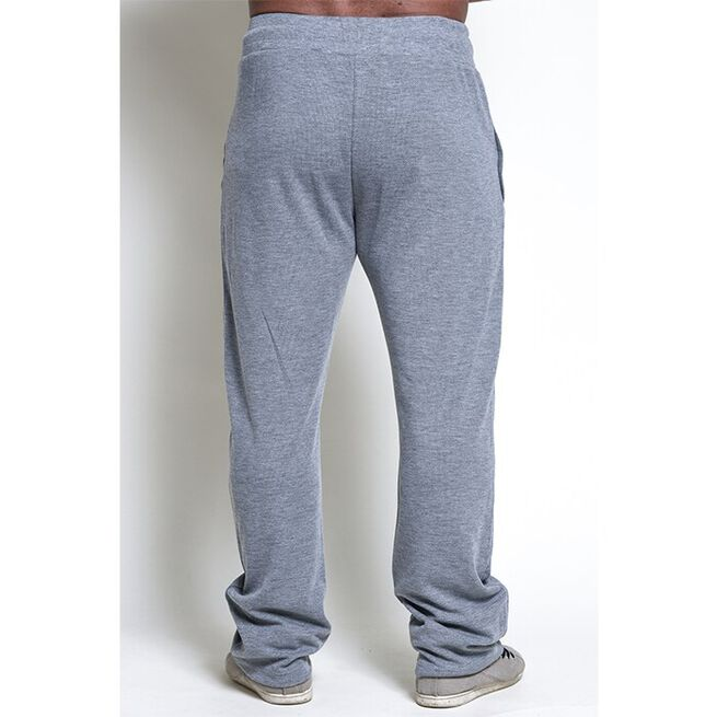 Chained Gym Pants, Grey